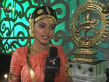 On the sets of Jyoti Video