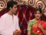 Celebrity Couples ke Nok-Jhok in Star Ones Hans Baliye