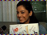 Srishty Rode's special creation for India-forums